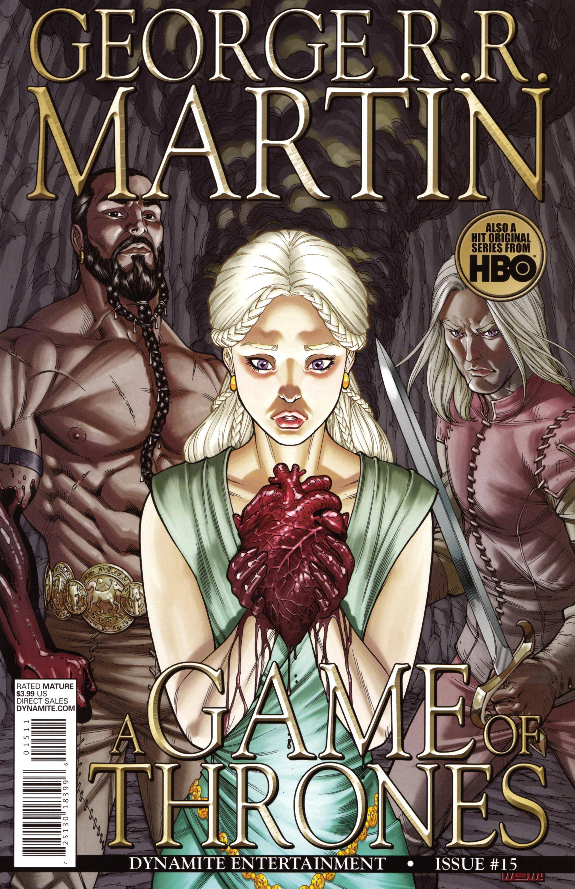 George R R Martins A Game Of Thrones 15 2013