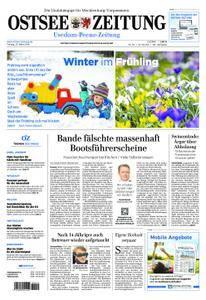 Ostsee Zeitung Wolgast - 23. März 2018