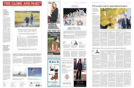 The Globe and Mail – November 04, 2019