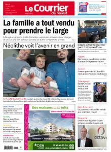 Le Courrier de l'Ouest Angers – 11 mai 2021
