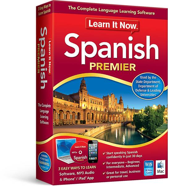 Avanquest Learn It Now Spanish Premier 1.0.82