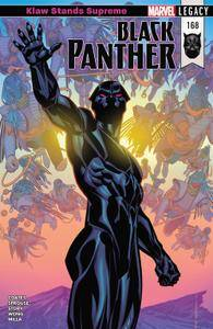 Black Panther 168 2018 Digital Zone-Empire