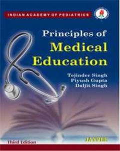 Principles of Medical Education (3rd Edition)