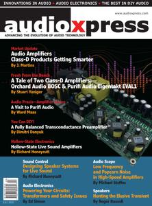 audioXpress - July 2020