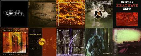 Univers Zero - Discography [10 Studio Albums] (1977-2014) (Repost)