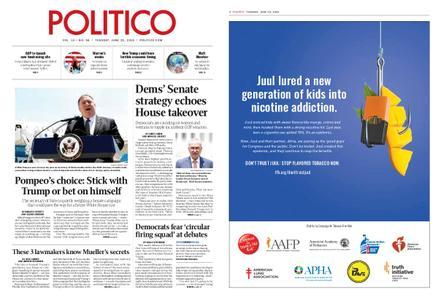 Politico – June 25, 2019