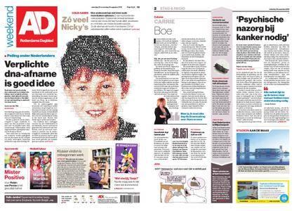 Algemeen Dagblad - Rotterdam Stad – 25 augustus 2018