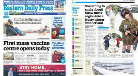 Eastern Daily Press – January 18, 2021