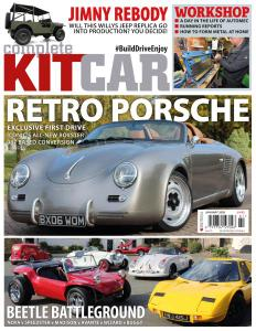 Complete Kit Car - January 2020
