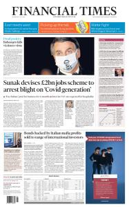 Financial Times UK - July 8, 2020