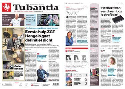 Tubantia - Enschede – 25 januari 2018