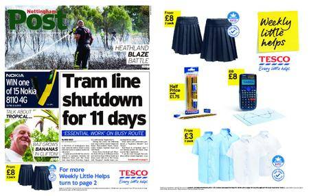 Nottingham Post – August 09, 2018