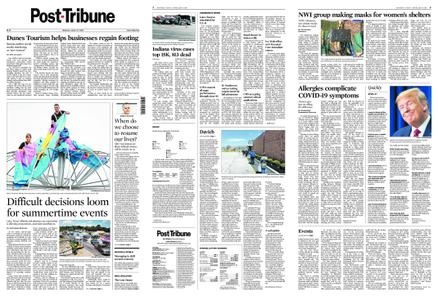 Post-Tribune – April 27, 2020