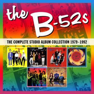 The B-52's - The Complete Studio Album Collection 1979-1992 (2014) [Official Digital Download 24-bit/192 kHz]