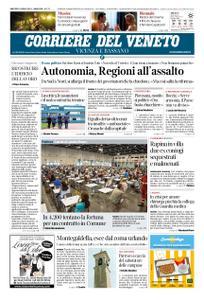 Corriere del Veneto Vicenza e Bassano – 23 luglio 2019