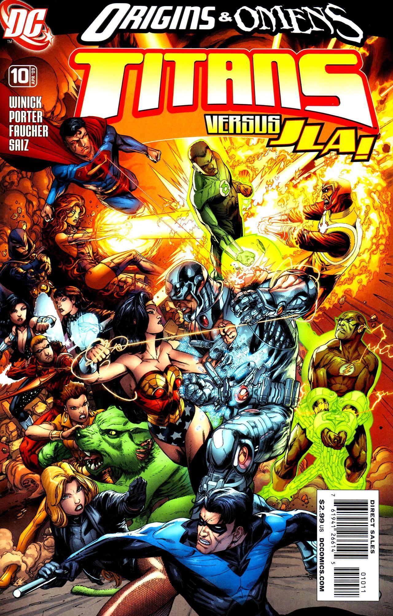 Titans 10 (2009)