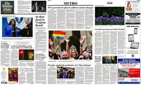The Boston Globe – June 01, 2019