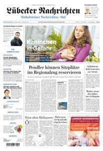 Lübecker Nachrichten Ostholstein Süd - 05. Oktober 2017