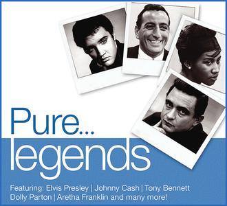 VA - Pure... Legends (2013)