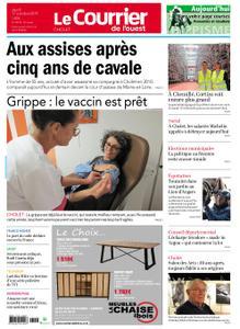 Le Courrier de l'Ouest Cholet – 17 octobre 2019