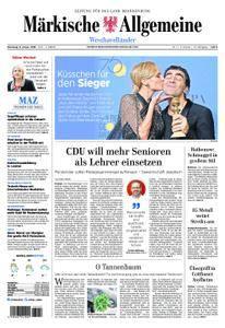 Märkische Allgemeine Westhavelländer - 09. Januar 2018