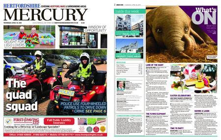 Hertfordshire Mercury – April 18, 2019