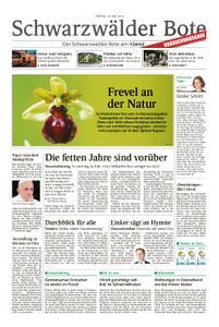 Schwarzwälder Bote Sulz - 10. Mai 2019