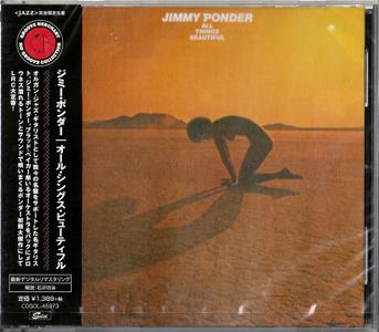 Jimmy Ponder - All Things Beautiful (1978) {2019, Japanese Limited Edition, Remastered}