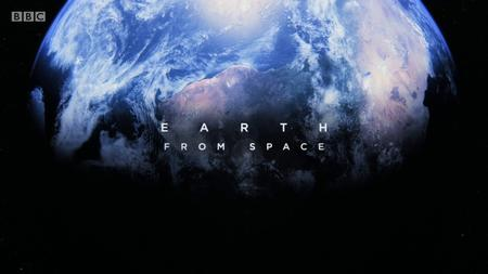 BBC - Earth from Space Series 1: A New Perspective (2019)