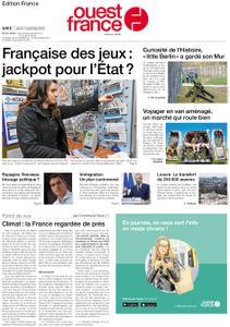 Ouest-France Édition France – 07 novembre 2019