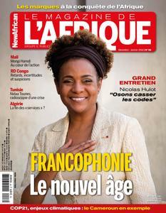 New African, le magazine de l'Afrique - Décembre - Janvier 2016
