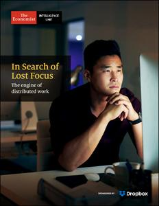 The Economist (Intelligence Unit) - In Search of Lost Focus (2020)