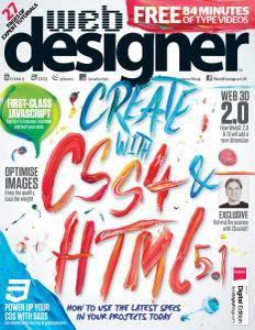 Web Designer - Issue 258 2017