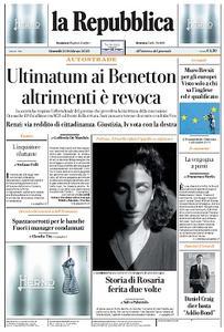 la Repubblica - 20 Febbraio 2020