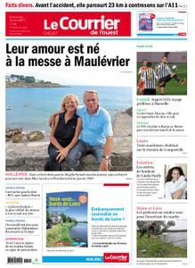 Le Courrier de l'Ouest Cholet – 16 mai 2021