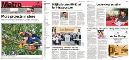 The Star Malaysia - Metro South & East – 05 October 2018