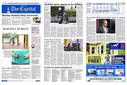 The Capital – April 07, 2020