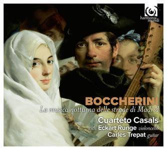 Cuarteto Casals - Boccherini: La musica notturna delle strade di Madrid (2011) [Official Digital Download]