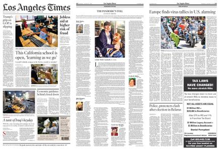 Los Angeles Times – August 10, 2020