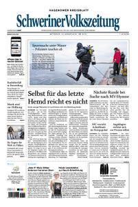 Schweriner Volkszeitung Hagenower Kreisblatt - 10. Januar 2018