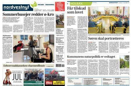 Nordvestnyt Holbæk Odsherred – 19. december 2017