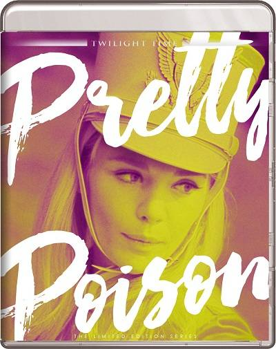 Pretty Poison (1968) [Remastered]