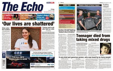 Evening Echo – February 21, 2020