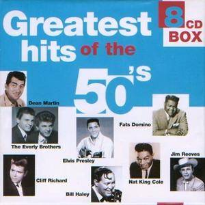 V.A. - Greatest Hits Of The 50's (8CDs, 2004)