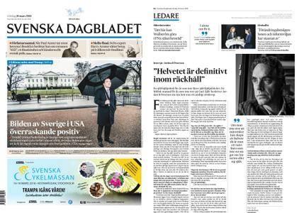 Svenska Dagbladet – 10 mars 2018