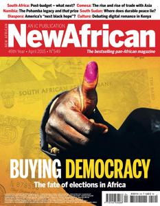 New African - April 2015