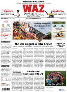 WAZ Westdeutsche Allgemeine Zeitung Moers - 29. Juni 2019