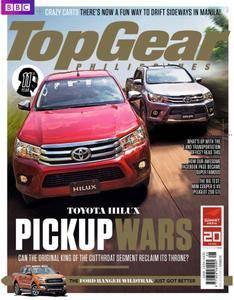 BBC Top Gear Philippines - October 2015