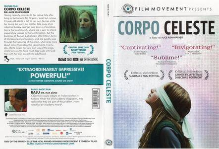 Corpo celeste (2011) [Film Movement]
