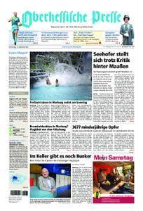 Oberhessische Presse Marburg/Ostkreis - 13. September 2018